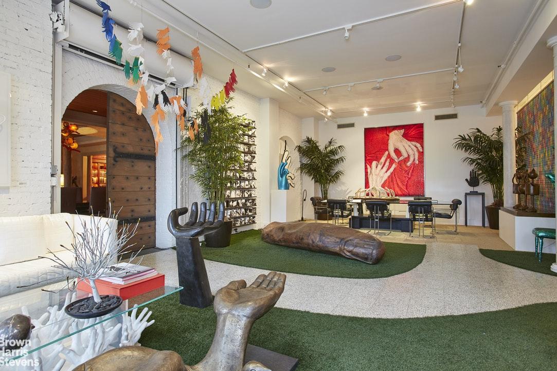 102 Prince Street Interior Photo