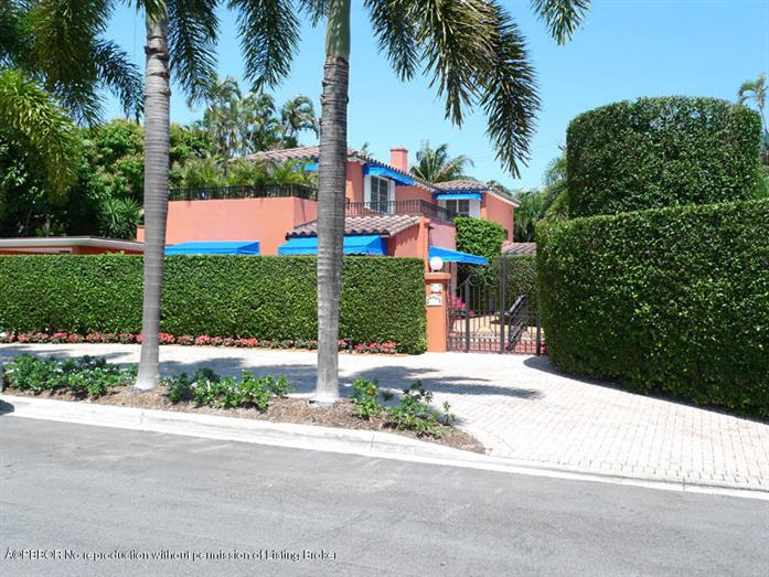 Additional photo for property listing at 269 Miraflores Dr  Palm Beach, 플로리다,33480 미국
