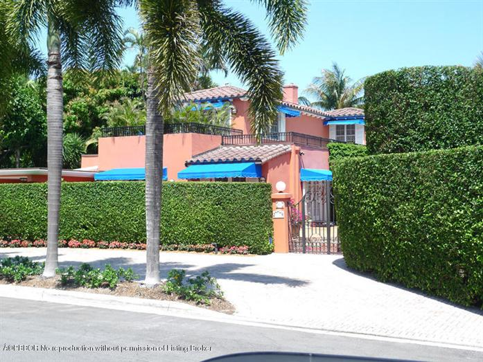 Additional photo for property listing at 269 Miraflores Dr  Palm Beach, Florida,33480 États-Unis