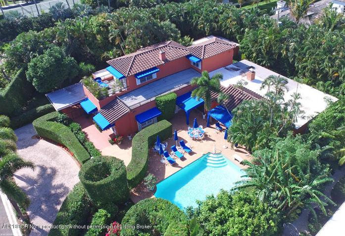 Additional photo for property listing at 269 Miraflores Dr  Palm Beach, Флорида,33480 Соединенные Штаты