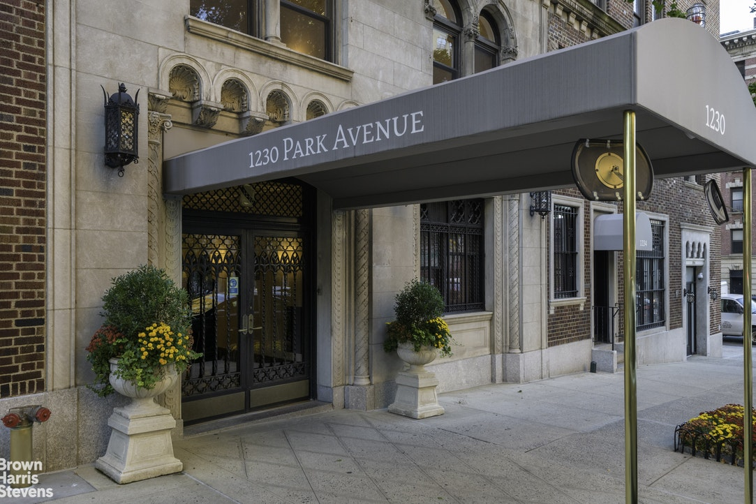 Apartment for sale at 1230 Park Avenue, Apt 2E
