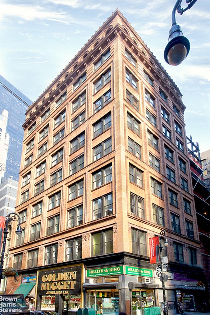 65 Nassau Street Financial District New York NY 10038
