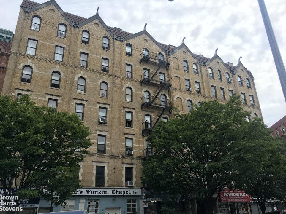 100 Saint Nicholas Avenue West Harlem New York NY 10026