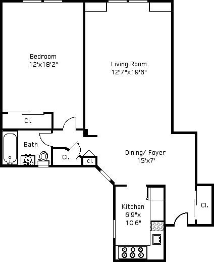 220 Berkeley Place, Brooklyn, New York, $445,000, Web #: 1007460