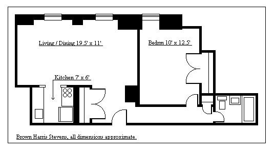 111 Hicks Street, Brooklyn, New York, $379,000, Web #: 1048292
