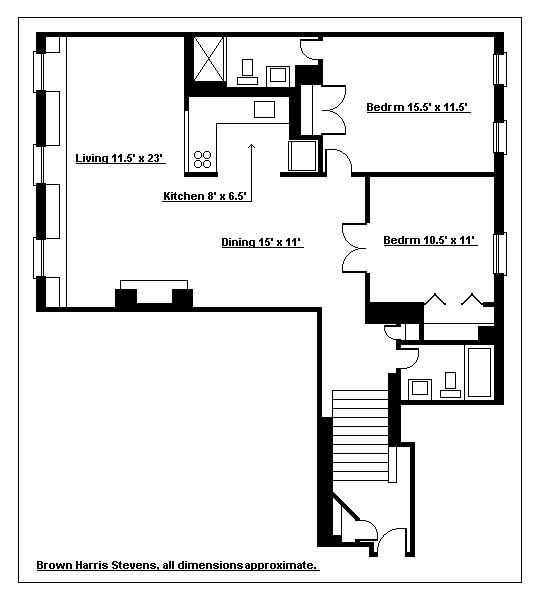 Hicks Street, Brooklyn, New York, $950,000, Web #: 1192708