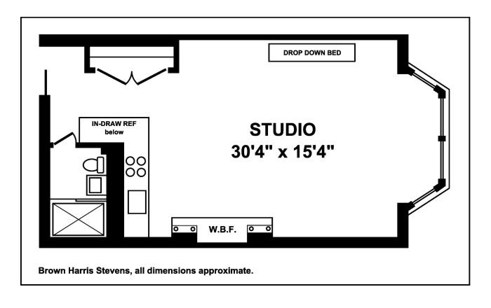 40 Remsen Street, Brooklyn, New York, $550,000, Web #: 12181613