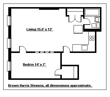138 Remsen Street, Brooklyn, New York, $350,000, Web #: 1257725