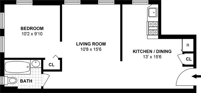 47 Reeve Place, Brooklyn, New York, $424,000, Web #: 14220175