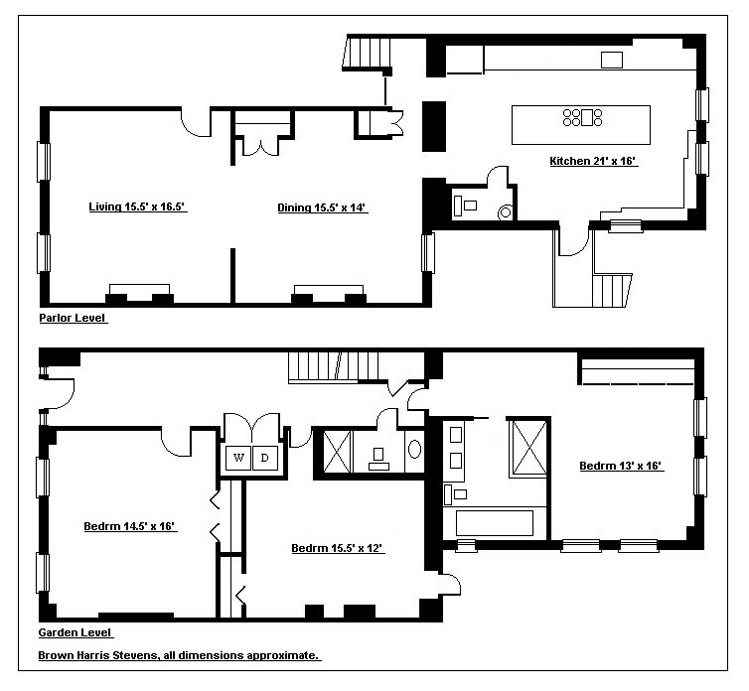 11 Garden Place, Brooklyn, New York, $2,500,000, Web #: 1528140
