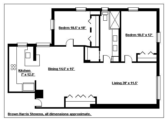 2 Grace Court, Brooklyn, New York, $760,000, Web #: 1543025