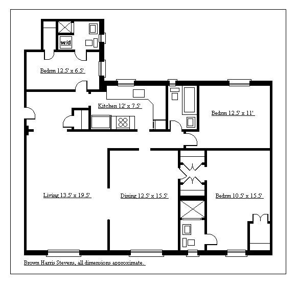 128 Willow Street, Brooklyn, New York, $1,300,000, Web #: 1755210