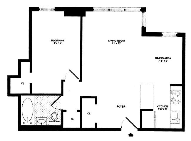 132 East 35th Street, Murray Hill/Kips Bay, NYC, $0, Web #: 248738