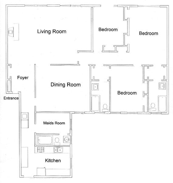 116 East 63rd Street, Upper East Side, NYC, $1,850,000, Web #: 250779
