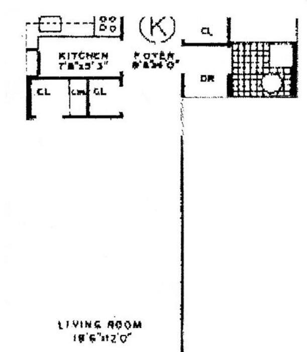 10 West 15th Street, Greenwich Village/Chelsea, NYC, $385,000, Web #: 251662