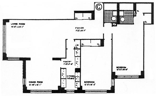201 East 79th Street, Upper East Side, NYC, $915,000, Web #: 260847