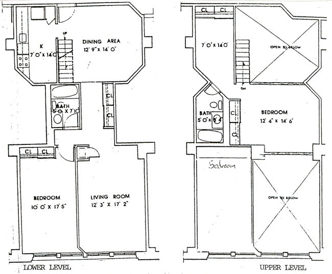421 Hudson Street, West Village, NYC, $1,100,000, Web #: 268219