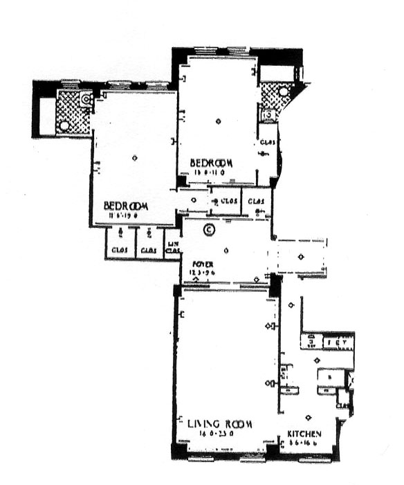 14 Sutton Place South, Midtown East, NYC, $825,000, Web #: 273315