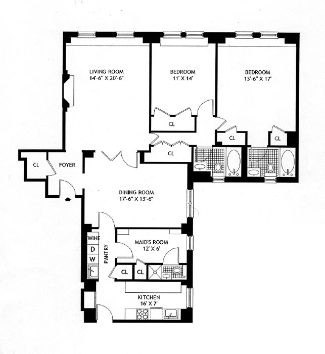 325 East 57th Street, Midtown East, NYC, $1,075,000, Web #: 275884