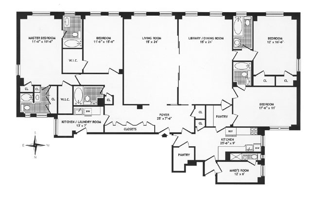 435 East 57th Street, Midtown East, NYC, $2,125,000, Web #: 288421