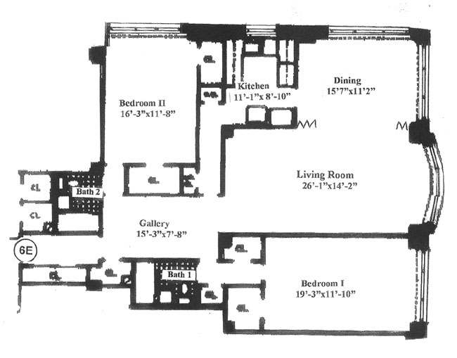 45 Sutton Place South, Midtown East, NYC, $1,100,000, Web #: 292768