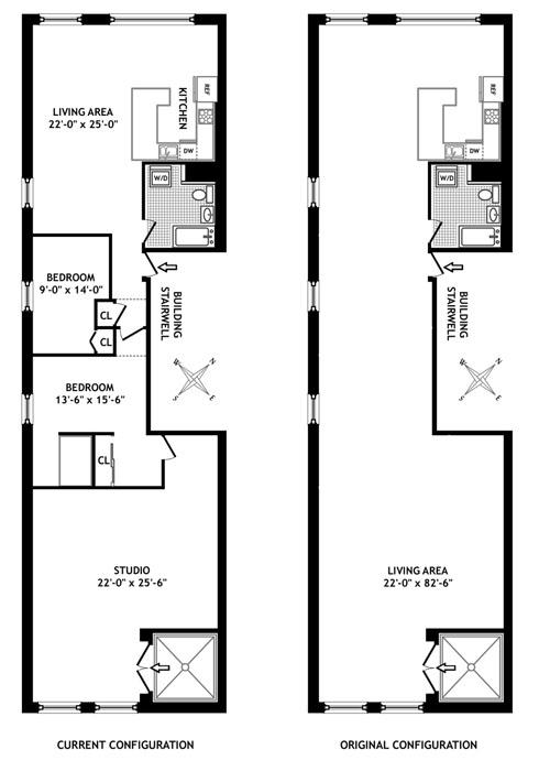 31 Greene Street, Tribeca/SOHO/Chinatown, NYC, $1,375,000, Web #: 297348