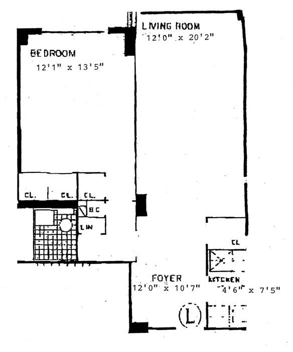 211 East 53rd Street, Midtown East, NYC, $450,000, Web #: 308665