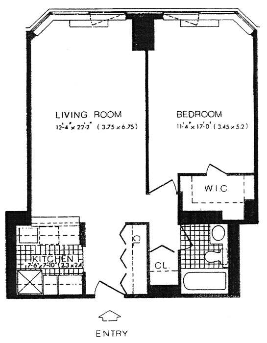 630 First Avenue, Midtown East, NYC, $510,000, Web #: 309253