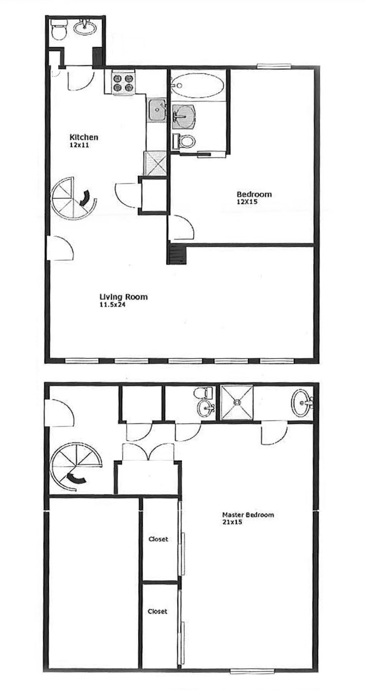 Garden Duplex, Brooklyn, New York, $620,000, Web #: 3371962