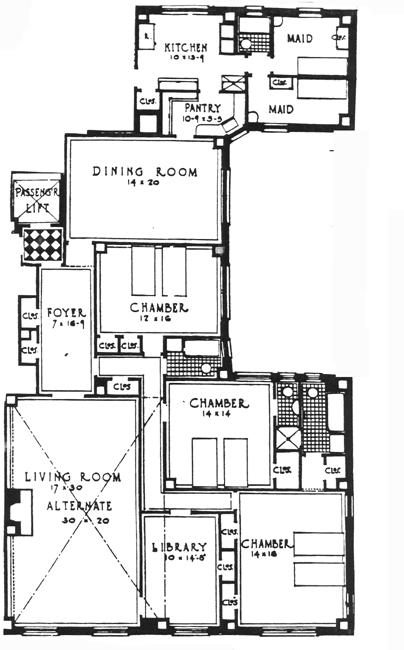 215 East 72nd Street, Upper East Side, NYC, $3,500,000, Web #: 360099