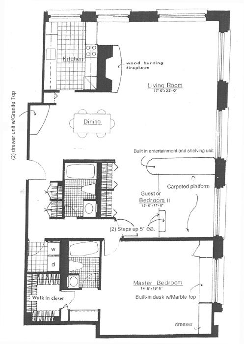 301 East 52nd Street, Midtown East, NYC, $715,000, Web #: 361220