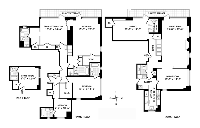 700 Park Avenue, Upper East Side, NYC, $5,750,000, Web #: 361941