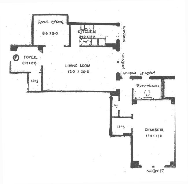 60 Gramercy Park North, Flatiron/Gramercy Park, NYC, $680,000, Web #: 363942