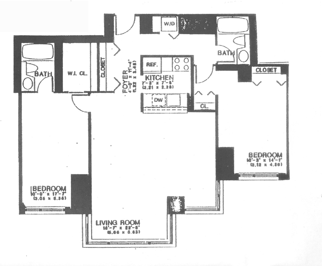 524 East 72nd Street, Upper East Side, NYC, $990,000, Web #: 365807