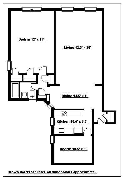 360 Clinton Avenue, Brooklyn, New York, $640,000, Web #: 3811549