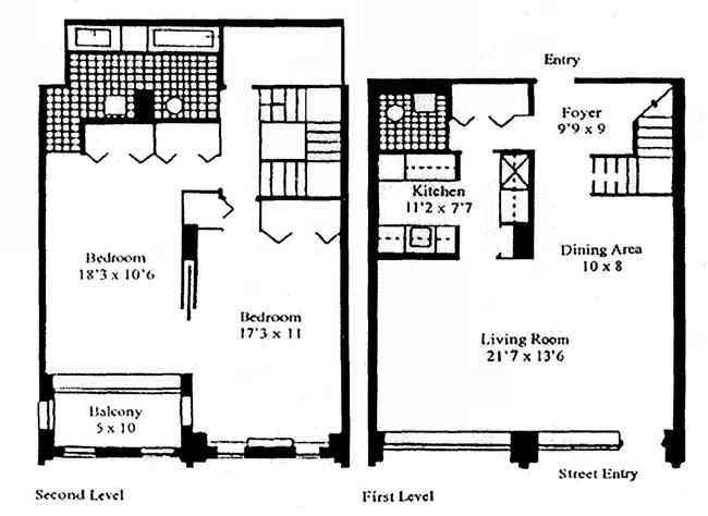 333 East 69th Street, Upper East Side, NYC, $999,000, Web #: 397144