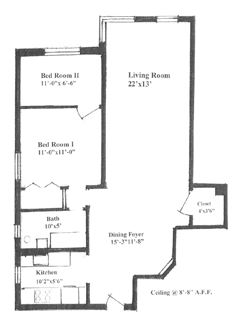 525 East 89th Street, Upper East Side, NYC, $587,000, Web #: 403393