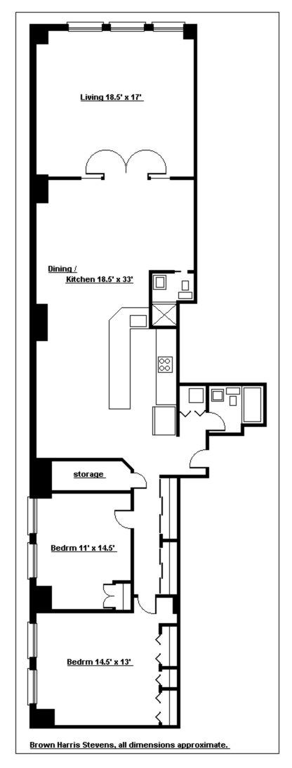 Space To Sprawl, Brooklyn, New York, $1,285,000, Web #: 4037813