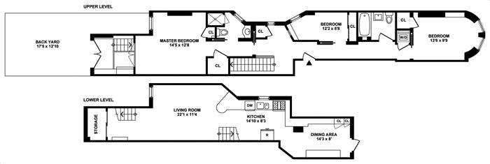 Value Packed Duplex, Brooklyn, New York, $1,300,000, Web #: 4044560