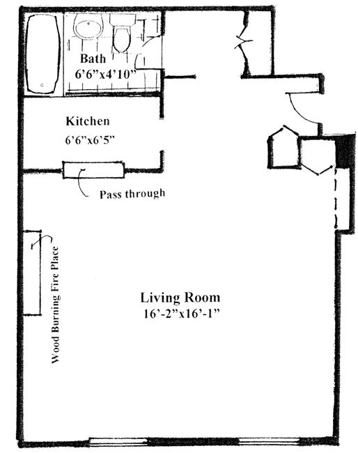 333 West 22nd Street, Greenwich Village/Chelsea, NYC, $425,000, Web #: 408124