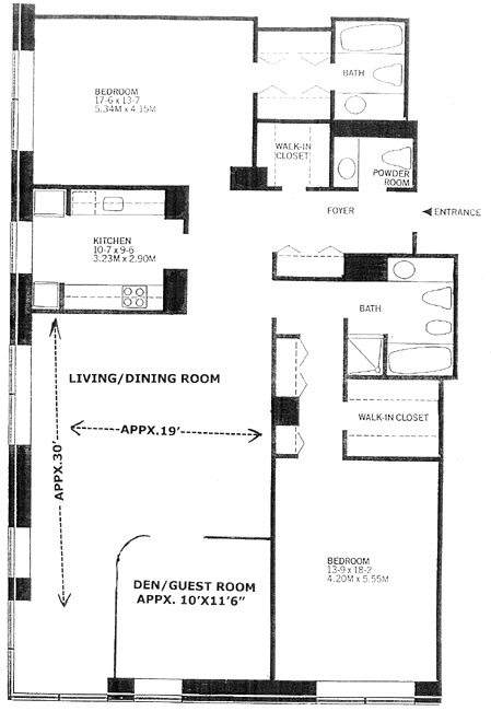 15 West 53rd Street, Midtown West, NYC, $2,450,000, Web #: 408672