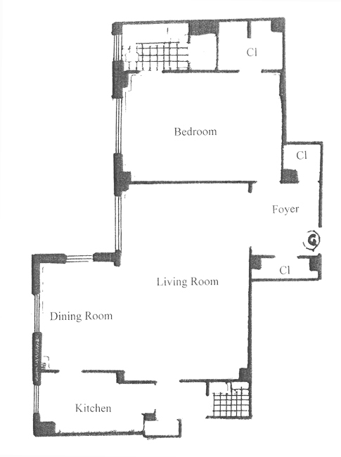 875 Fifth Avenue, Upper East Side, NYC, $800,000, Web #: 409583