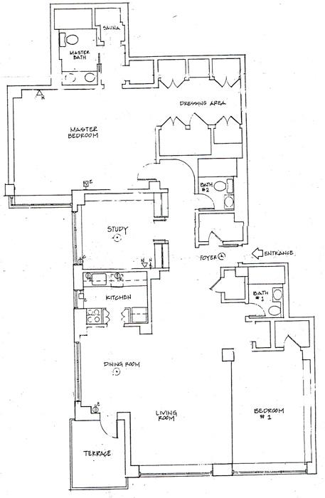 2 Fifth Avenue, Greenwich Village/Chelsea, NYC, $2,800,000, Web #: 441535