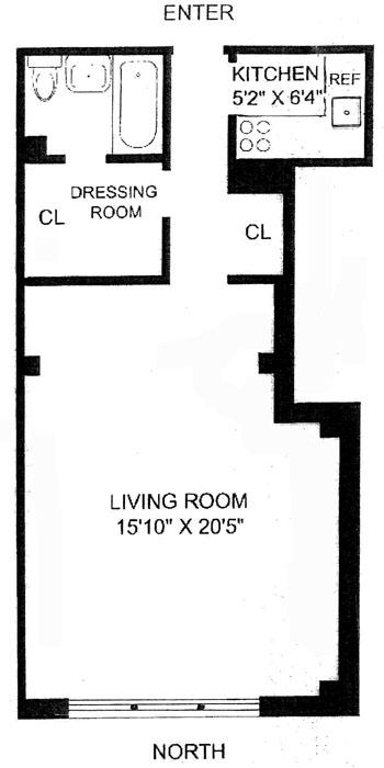 240 East 35th Street, Midtown East, NYC, $330,000, Web #: 450320