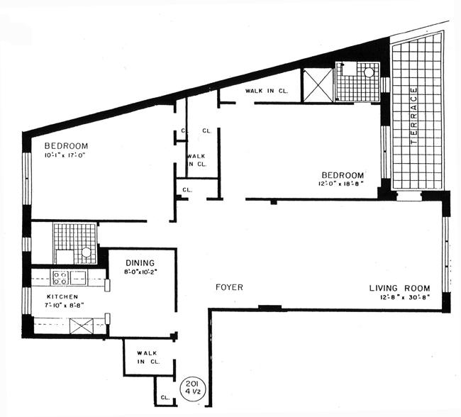 185 Prospect Park South W, Brooklyn, New York, $620,000, Web #: 450350