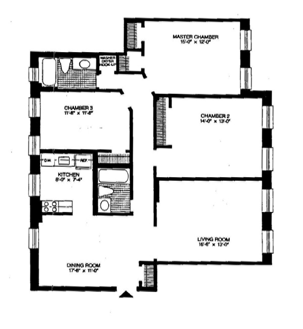 295 Saint Johns Place, Brooklyn, New York, $755,000, Web #: 482312