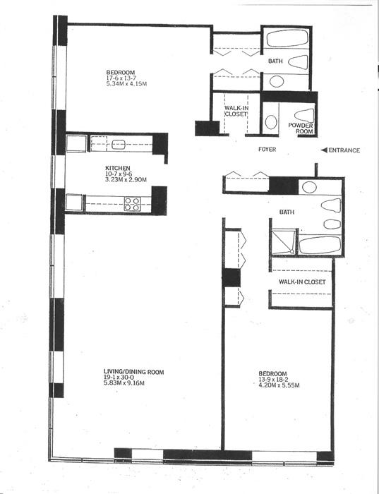 15 West 53rd Street, Midtown West, NYC, $2,700,000, Web #: 491106