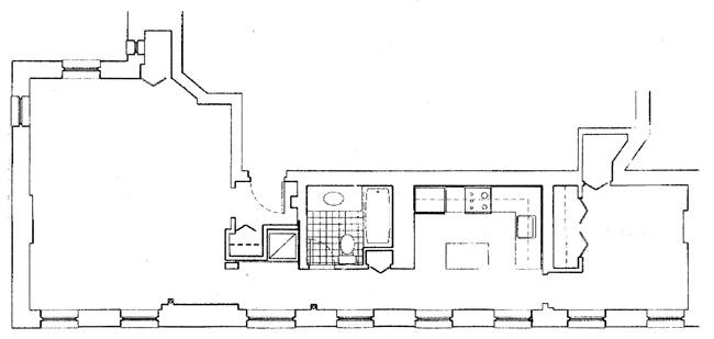 308 Mott Street, Greenwich Village/NOHO/Little Italy, NYC, $650,000, Web #: 502050