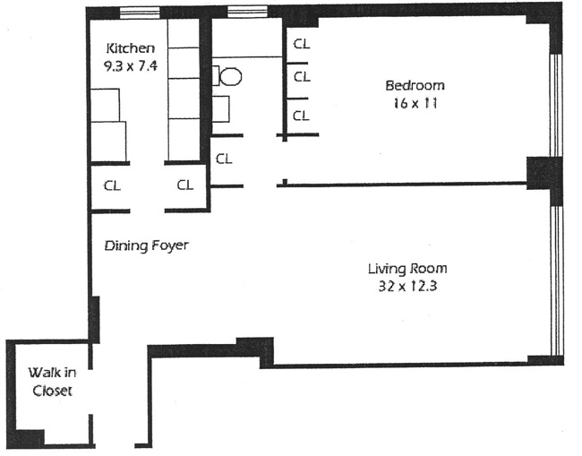 245 East 54th Street, Midtown East, NYC, $465,000, Web #: 516725