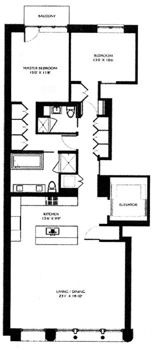 51 Walker Street, Tribeca/SOHO/Chinatown, NYC, $1,729,777, Web #: 526584